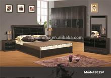 8015# Antique wooden color hotel furniture