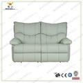 Workwell alta qualidade de couro de luxo sofá reclinável conjunto kw-fu63
