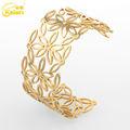 2014 china inovador produto de jóias fabricante da china de ouro falso fio expansível pulseira bracelete