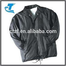 2015 Newest Men's Snap Front Nylon Work Wear Jacket