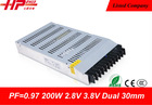 PF=0.97 ultra-thin 30mm CE RoHS non-waterproof constant voltage multiple voltage dc power supply