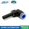 Sino-Korea joint venture quick connecting tube fitting-PLJ