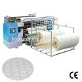 Venda quente da cadeia industrial do ponto multi neele máquina estofando, 94 polegadas máquina estofando, multi agulha máquina quilting