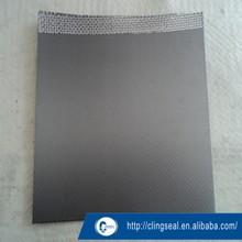 Composito rinforzato con non- amianto foglio di guarnizione con grafite rivestita