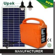 HOT selling led mini solar light kits or solar kits for Africa