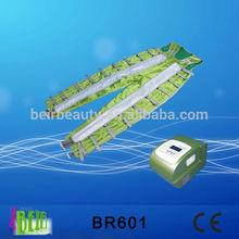 br601 lenf drenaj hava basıncı pressoterapi detoks zayıflama makinesi
