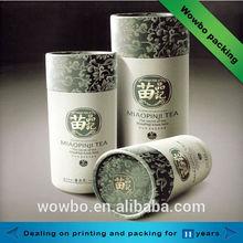 luxurious tea gift box cardboard round gift boxes