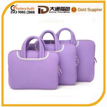 promotional cheap custom waterproof neoprene laptop bag 2014