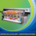 de gran formato de impresión digital de la máquina industrial textil de impresoras de inyección de tinta