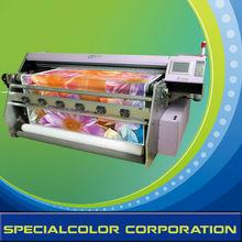 large format digital printing machine industrial textile inkjet printer