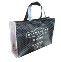 cheap price pp non woven Eco friendly laminated tote shopping bag