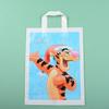 Full printing resealable plastic carrying tote bag with custom logo