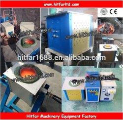 Big Manufacturer in China! Induction Melting Furnace for sale: gold/silver/copper/brass melting