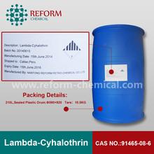 Lambda-cyhalothrin 25% WP