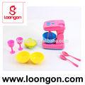 loongon eléctrico mezclador de la pasta de juguete juego de cocina de juguete