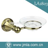 LA2803 hotel balfour bathroom accessories brass soap dish