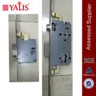 Multi point branded 3 point sash mechanical triple door lock