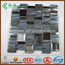 2014 new trend glass mosaic tiles Papper box