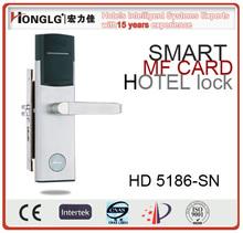 Security Economic electricity energy save digital RFID card hotel card key lock
