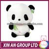 2014 forma animal brinquedos macios urso panda presen