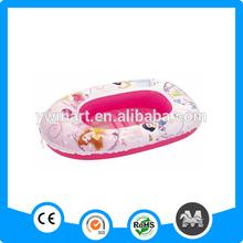 Customized baby plastic boat yiwu