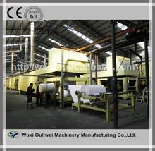 Wood veneering hydraulic Press Machine Paper Impregnating
