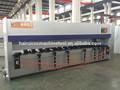 Machine de cannelure de la commande numérique par ordinateur V d'acier inoxydable de produit nouveau de Hrui, machine de cannelure de la tôle V, machine d'encocheuse de V