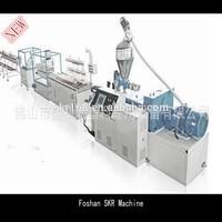 1 Year Warranty PE Single Screw Pipe Extruder Machine Plastic Pipe Extrusion Making Machine