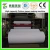 A4 printing office copy newspaper notebook cultural paper making machine