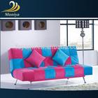 sample and modern futon sofa bed from Yami furniture longjiang town