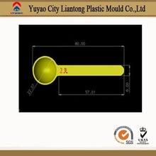 2g Plastic spoon charms plastic spoons injection machine