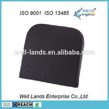 High density memory foam car office back lumbar support cushion
