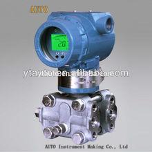 digital type smart pressure transmitter for water