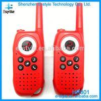 2014 alibaba new hot sell walkie talkie specifications 3 channels mini radio