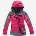 mode en plein air 3 en 1 2014 veste de ski pour femmes