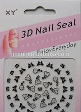 enjpy everybody 3D nail seal/nail sticker/nail art
