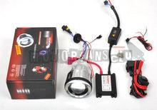 "NEW 3.0"" Motorcycle Bike HID Bi Xenon hid Projector LED Halo AC Ballast H1 H4 H7 55W"