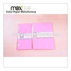 229*162mm gummed colorful paper envelope