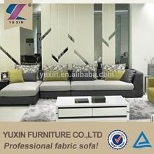 high density foam sofa set wood furniture