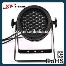 China supplier led light waterproof 36pcs 3W rgbwa battery power wireless dmx led par