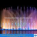 حديقة نافورة المياه الرقص برنامج التحكم نافورة ماء في الهواء الطلق