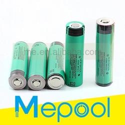 NCR18650A for Panasonic 3100mAh NCR18650A 3.7V Rechargeable Li-ion Battery