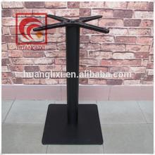 Steel base Black table legs .Cast iron table feet, modern coffee dining legs