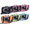 easy carrying soft kennel cage soft pet carrier transport bag