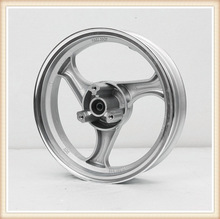 Motorcycle wheel, motorcycle wheel rim, alloy wheels for motorcycle