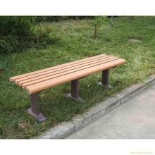 water-proof wpc garden sitting bench