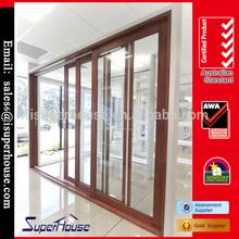 Aluminum Clad Wood Window Sliding/Casement Design with AS2047