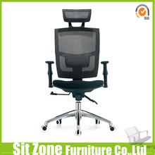 CH-091A Computer desk office mesh chair with headrest