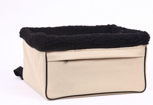 foldabale cat pet carrier used in car