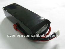 UAV Battery 10000MAh 14.8V 30c with XT60 for DJI S800 EVO